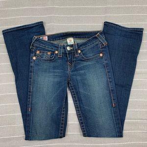 True Religion Bootleg Jeans 25